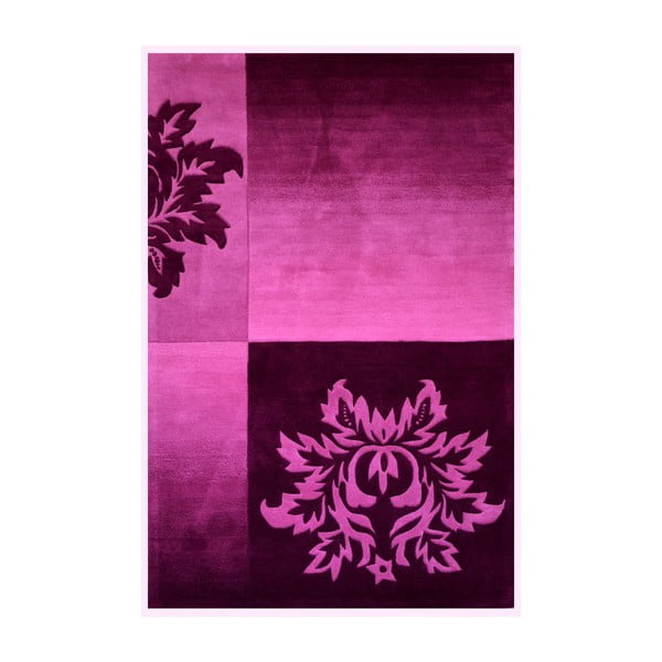 Dywan Casablanca Purple, 140x200 cm