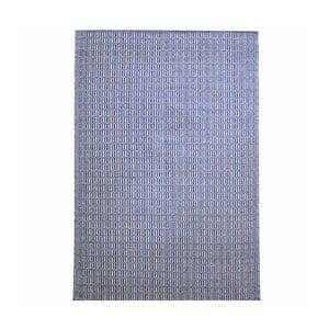 Ręcznie tkany dywan Flat Honey Teal, 140x200 cm