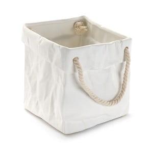Biała doniczka z rączkami Versa Blanca