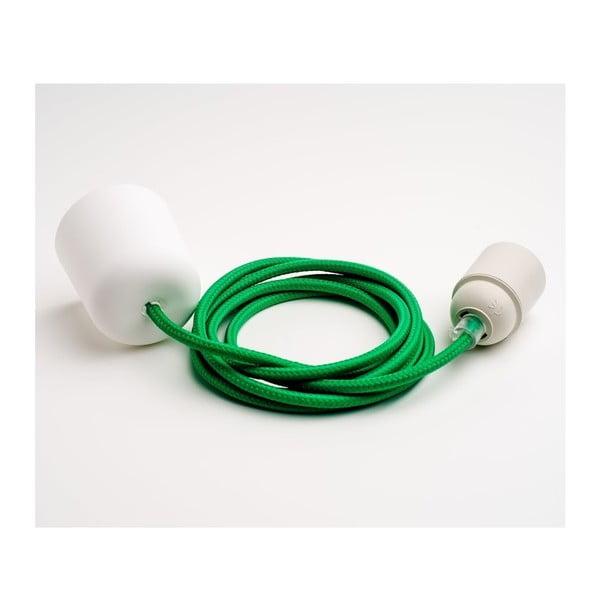 Kolorowy kabel Loft, trawa