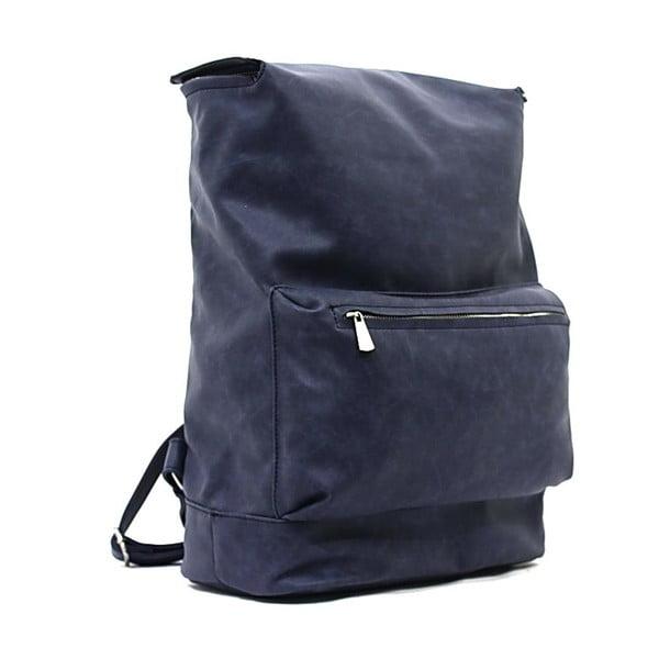 Plecak Bobby Black - Blue, 32x44 cm