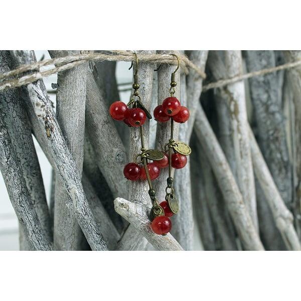 Kolczyki Cherry Stone