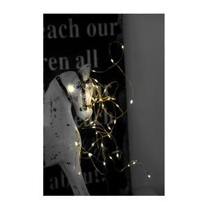 Girlanda świetlna Best Season String Brass, 40 światełek