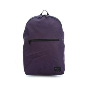 Ciemnofioletowy plecak z materiału ripstop Sandqvist Oliver