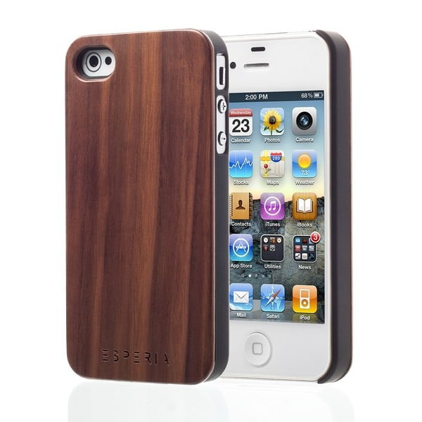 ESPERIA Eclat Walnut na iPhone 4/4S