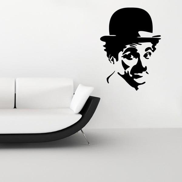 Naklejka Charlie Chaplin Portrait