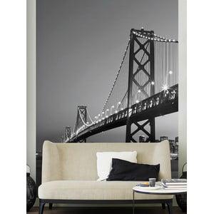Tapeta wielkoformatowa San Francisco Skyline, 183x254 cm