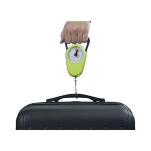 Zielona waga do bagażów Bluestar