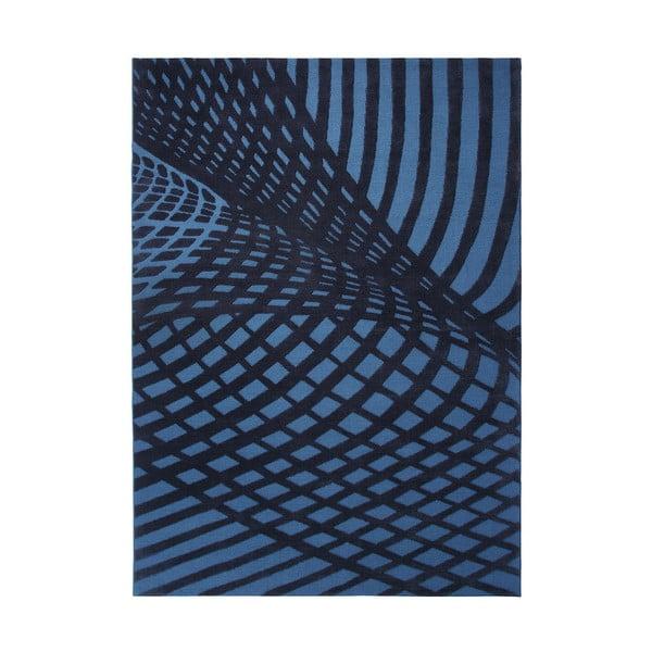 Dywan Esprit Vector Petrol, 160x230 cm