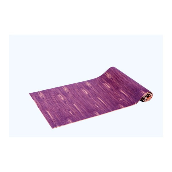 Mata do ćwiczenia jogi DOIY Yoga Mat Wood