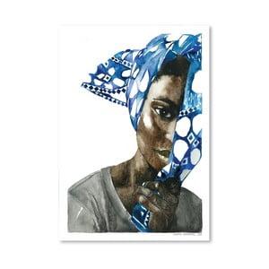 Plakat African Pride I, 30x42 cm