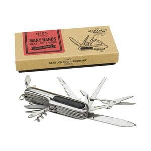 Wielofunkcyjny scyzoryk Gentlemen's Hardware Pen Knife