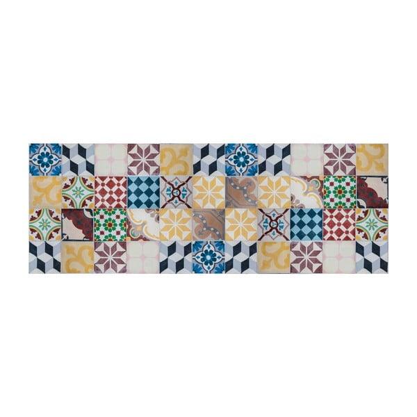 Dywan winylowy Mosaico Vintage, 50x140 cm