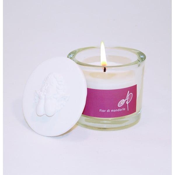Aromatyczna świeczka THD Fragnances, kwiat migdałowy
