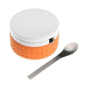Cukiernica   z łyżeczką Versa Orange Scourer