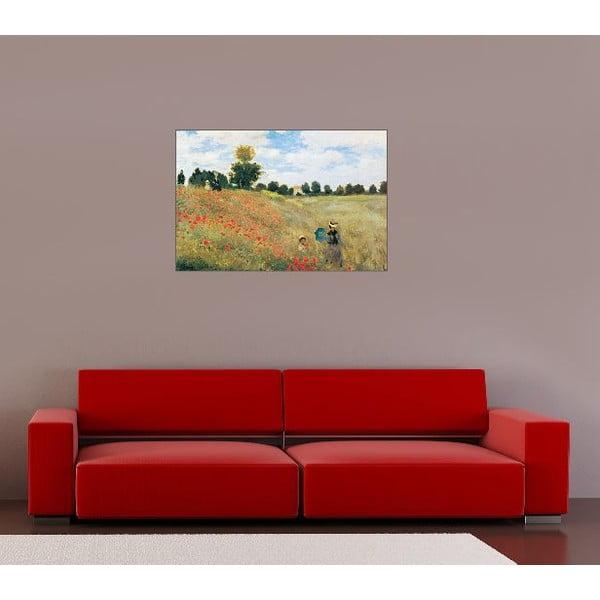"Monet ""Maki w poblizu Argenteuil"""