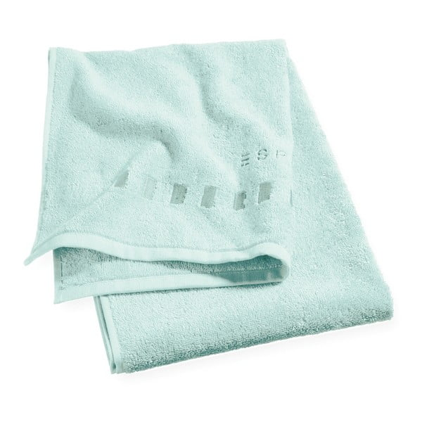 Miętowy ręcznik Esprit Solid 35x50 cm