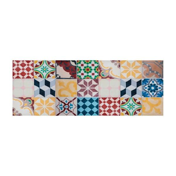 Winylowy dywan Cocina Mosaico Vintage, 50x100 cm