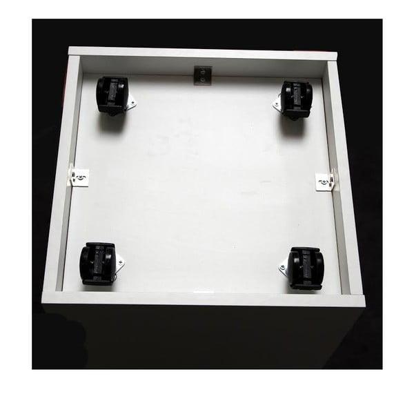 Biała szafka łazienkowa 13Casa Cordo-ba