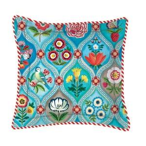 Poduszka Fairy Tiles Turquoise, 45x45 cm