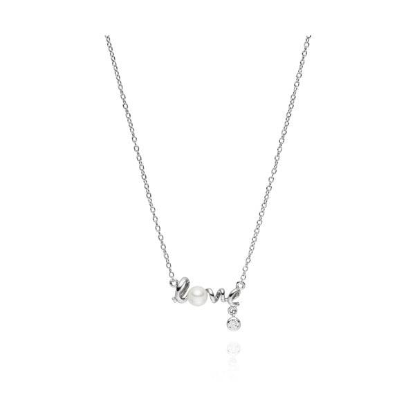 Naszyjnik   z pereł Pearls of London Love, 42 cm