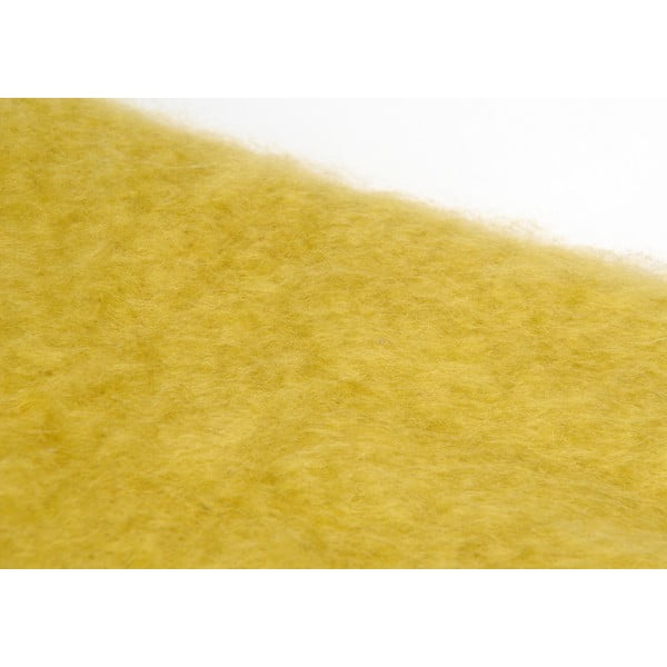 Pled Mustard, 130x170 cm