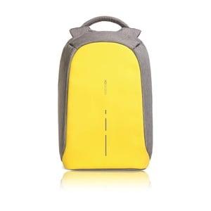 Żółty   plecak antykradzieżowy XD Design Bobby Compact