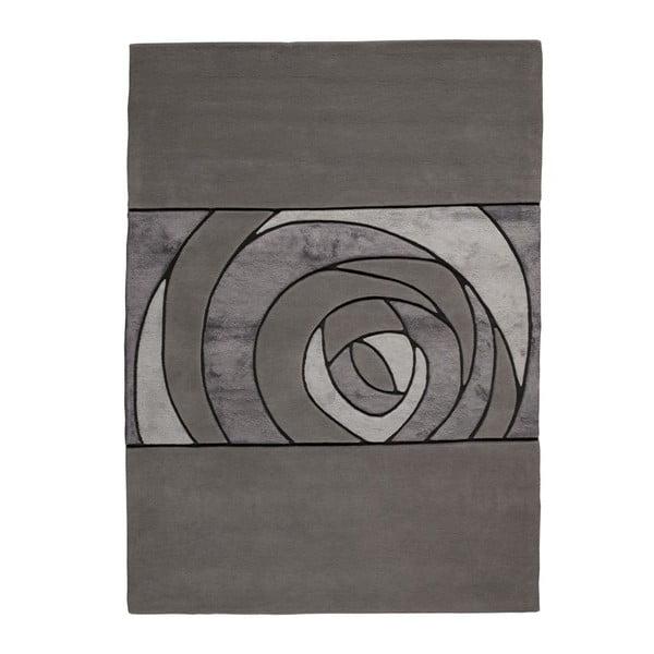 Dywan Gravity Grey, 140x200 cm