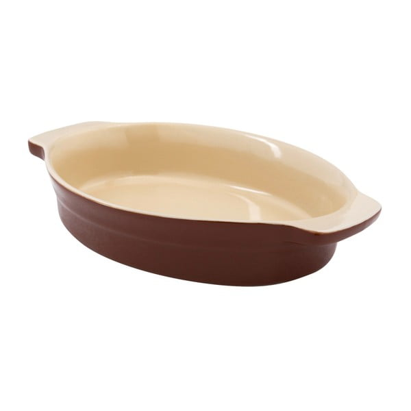 Brytfanka Krauff Baking Round, mała