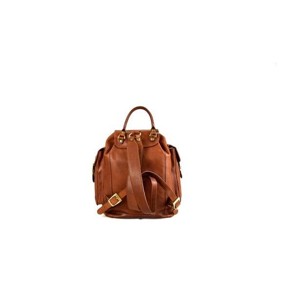 Skórzany plecak Santo Croce 8831 Brown