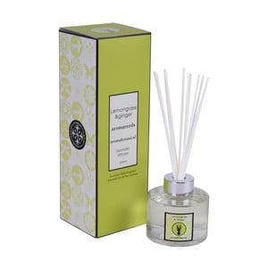 Dyfuzor o zapachu trawy cytrynowej i imbiru Aromabotanical, 200ml