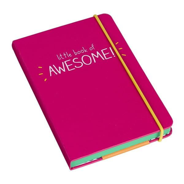 Notes A6 Happy Jackson Little Book of Awesome