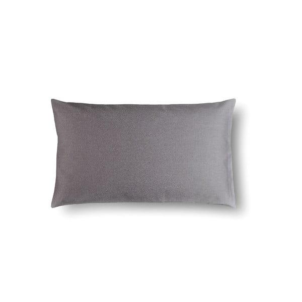 Poszewka na poduszkę Whyte 50x70 cm, szara
