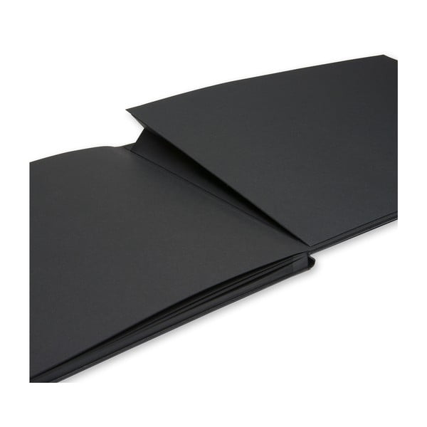 Czarny album Moleskine A4