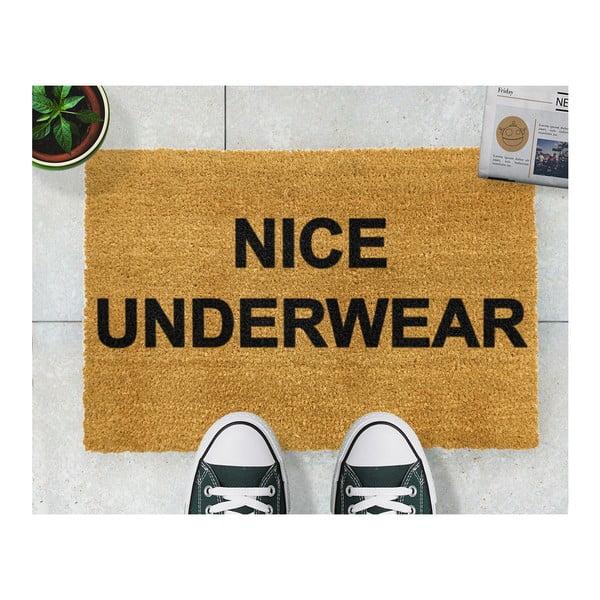Wycieraczka Artsy Doormats Nice Underwear, 40x60 cm