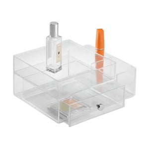 Organizer InterDesign Side Cosmetic, 23x18x10 cm
