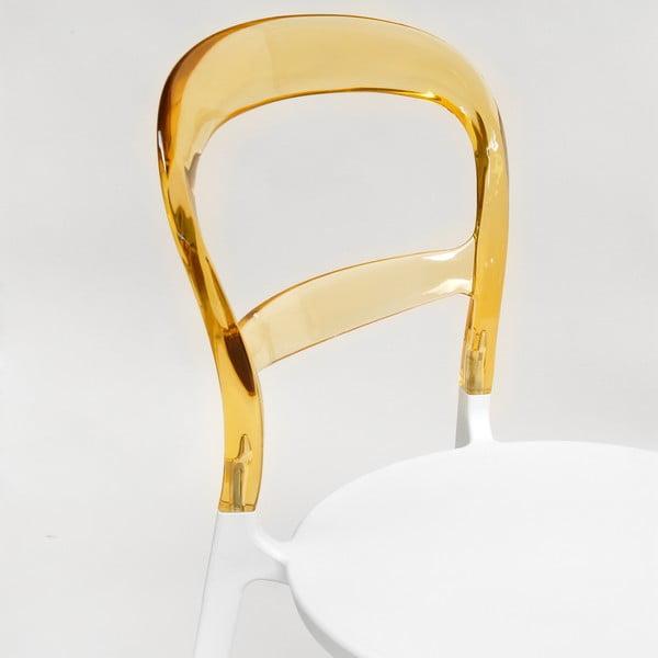 Krzesło Thalassa Amber/White