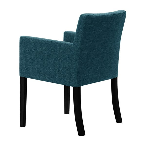 Turkusowe krzesło Corinne Cobson Escape