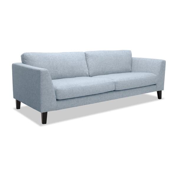 Jasnoszara sofa 3-osobowa Vivonita Monroe