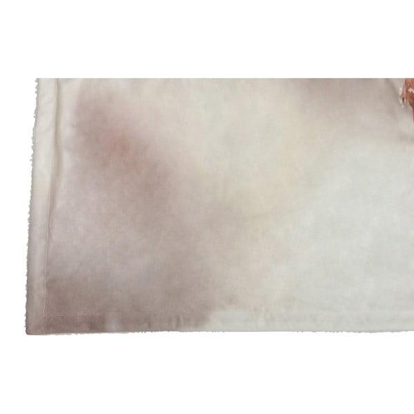 Pled Squirrel Velvet, 140x160 cm