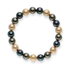 Bransoletka perłowa Nova Pearls Copenhagen Mopsos, 21 cm