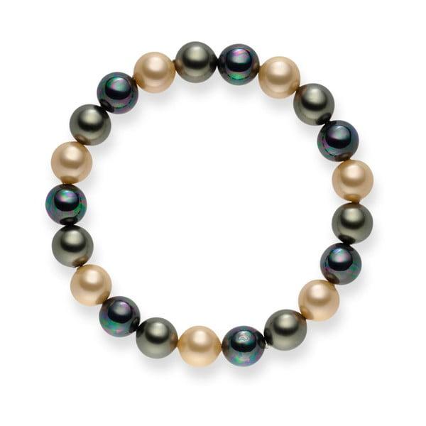 Bransoletka perłowa Nova Pearls Copenhagen Medón, 19 cm