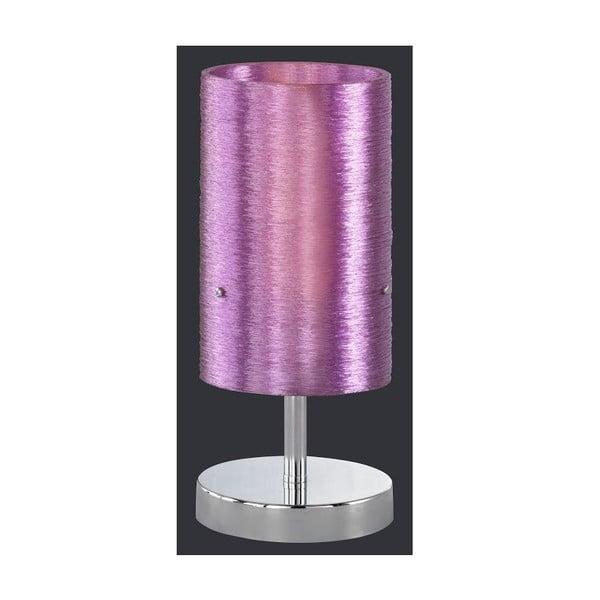 Lampa stołowa Seria 3039, fioletowa
