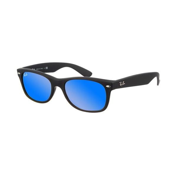 Okulary przeciwsłoneczne dziecięce Ray-Ban 9052 Black/Blue 48 mm