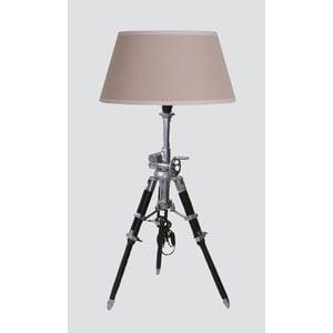 Lampa stojąca Hamilton, beżowa