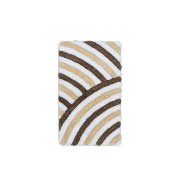 Dywanik łazienkowy Lobby Taupe, 65x110 cm