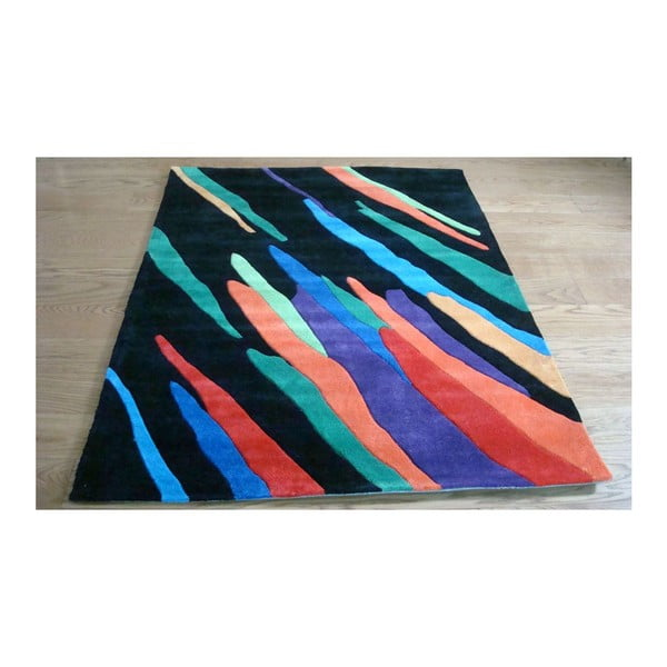 Dywan Artist Black, 80x150 cm