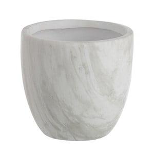 Doniczka Marble Terracotta, 14x13 cm
