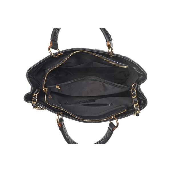 Skórzana torebka Coco Bag Black