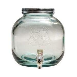 Słój na lemoniadę ze szkła z recyklingu Ego Dekor Authentic, 6 l